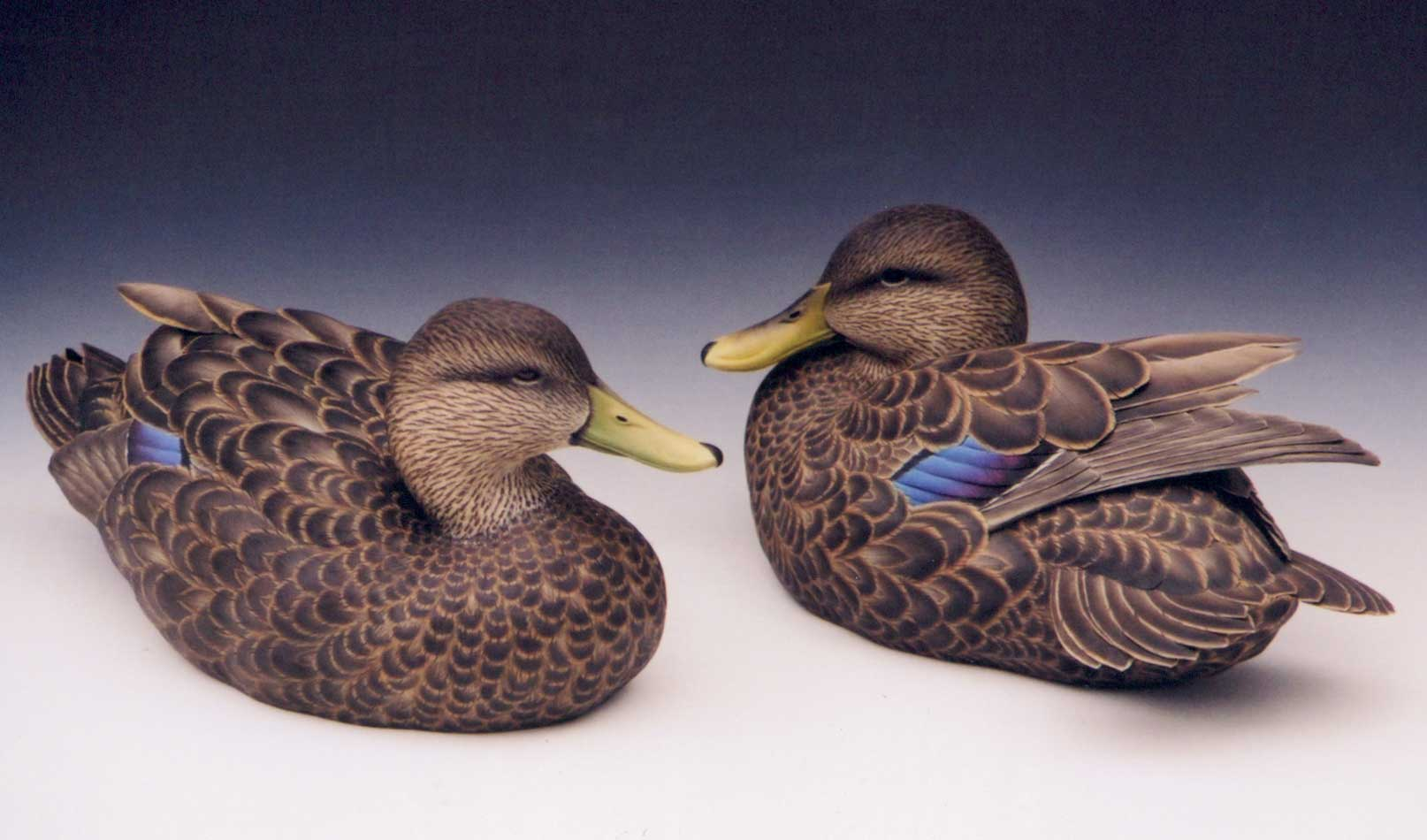 wildfowl design the carvings of dennis schroeder decorative