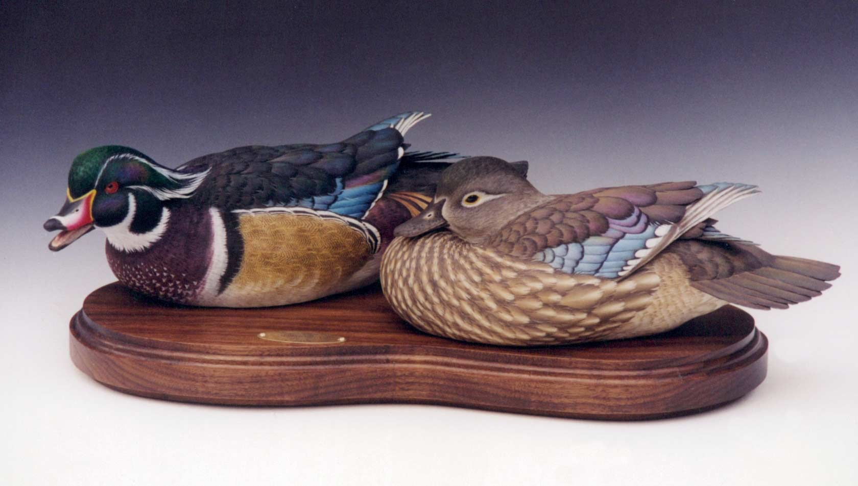 Wildfowl Design The Carvings Of Dennis Schroeder